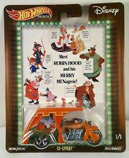 Hot Wheels 1:64 Pop Culture Disney Robin Hood 3D-livery