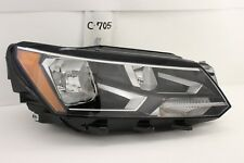 OEM HEADLIGHT HEAD LIGHT LAMP HEADLAMP VW PASSAT 16 17 18 HALOGEN RH NICE