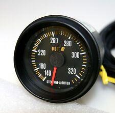 Stewart Warner Mechanical Oil Temperature Gauge Model p-82860-144 -NOS