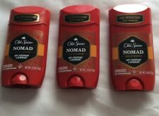 3 Old Spice Red Collection NOMAD Scent Mens Solid Anti Perspirant & Deodorant