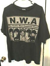 N.W.A. World's Most Dangerous Group T-Shirt  size XL  2006 Black free shipping