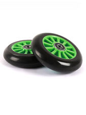 PU Stunt Scooter Wheels 100mm Plus Bearings by Two Bare Feet