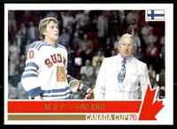 1992-93 Future Trends '76 Canada Cup Matti Hagman #187