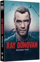 Ray Donovan: Season Five [New DVD] Boxed Set, Dolby, Slipsleeve Packaging, Sub