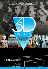 3-D Rarities [New Blu-ray] Deluxe Edition