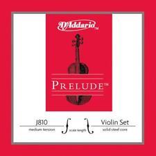 """D'ADDARIO Muta pe Violino """"PRELUDE"""" Set 4/4 MI con PALLINO tensione Media"""