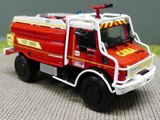 1/43 Ixo MB Unimog U 5023 Waldbrand LF Pompiers Feuerwehr 135