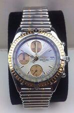 Breitling Chronomat 18k Gold Bezel & 18k/SS Bullet Band - POLISHED - C13047