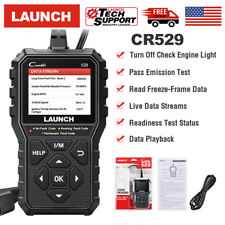 LAUNCH X431 CR529 Automotive OBD2 Scanner Car Fault Code Reader Diagnostic Tool