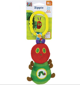 Zippie Caterpillar - The Very Hungry Caterpillar Attachable Toy   FAST DISPATCH!