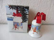 Hutschenreuther Weihnachtsglocke__Glocke 1990__!