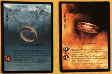 LOTR TCG TTT The Two Towers The One Ring Answer To All Riddles 4R1