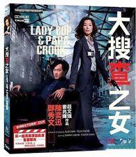 "Sammi Cheng ""Lady Cop & Papa Crook"" Eason Chan Director's Cut Region A Blu-Ray"