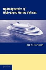 Hydrodynamics of High-Speed Marine Vehicles: By Faltinsen, Odd M.