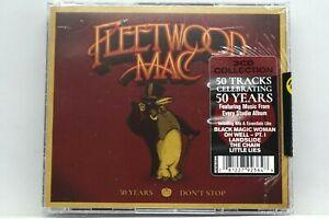 Fleetwood Mac - 50 Years : Don't Stop    3 CD Compilation Album  (Brand New)
