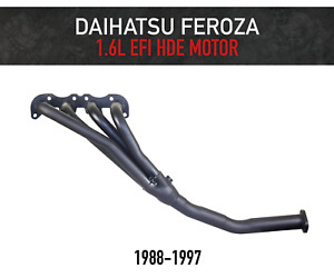 Headers / Extractors for Daihatsu Feroza 4WD (1988-1997) 1.6L EFI HDE Motor