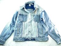 Madison Women's Kane Baldwin Jeans Jacket Size Small - NEW