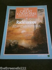 GREAT COMPOSERS #48 - RACHMANINOV - PIANO CONCERTO No 2