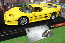 FERRARI F50 berlinetta HT jn 1/18  HOT WHEELS 25728 voiture miniature collection