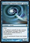 Genio degli Inganni Infiniti - Djinn of Infinite Deceits MTG MAGIC C13 2013 Ita