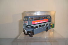 "CORGI No.D599 /12 AEC REGAL BUS   ""50th ANNIVERSARY  BATTLE OF BRITAIN""  MIB"