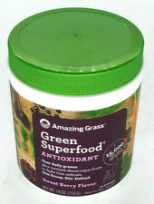 Amazing Grass Green Superfood Antioxidant, Sweet Berry Flavor, 7.4oz