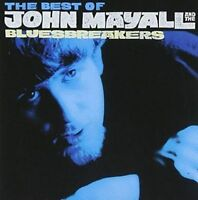 JOHN MAYALL AND THE BLUESBREAKERS The Best Of As It All Began 1964-69 CD NEW