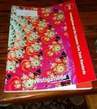 Investigations and the Common Core State Standards Grade 2