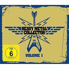 DVD-Audio Various Metal Music CDs