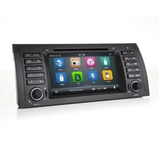 AUTORADIO NAVIGATORE PER BMW E39 E38 X5 E59 STEREO 2 DIN DVD GPS RADIO USB