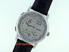 A.Lange & Sohne Lange 1 Time Zone Platinum 116.025