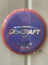 New Discraft Esp Money Foil Thrasher 170-172g Red Purple Swirl