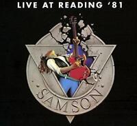 Samson - Live At Reading '81 (NEW VINYL LP)