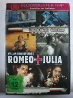 Romeo + Julia - Shakespeare, Leonardo DiCaprio, Claire Danes, Verona, Capulet