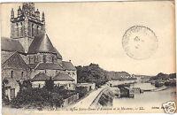 53 - cpa - LAVAL - der Kirche Notre Dame Hafer-Felder ( i 4093)