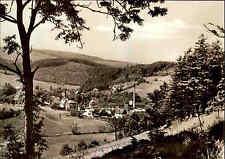 Deutschneudorf Erzgebirge OT Deutschkatharinenberg Gesamtansicht DDR Postkarte