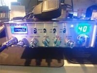 CONNEX CX-4600 TURBO RADIO, SUPERTUNED W/200 WATTS ((SKIP TALKING^^^SKY WALKER))