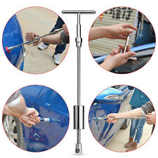 PDR Tool T Bar Slide Hammer Glue Tabs Puller Car Body Paintless Hail Dent Repair