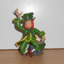Lucky Irish LEPRECHAUN PVC Figure Figurine 10cm Tall - Bullyland