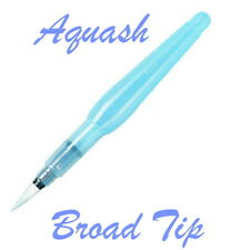 Pentel Aquash Water brush pen Broad tip