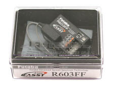 New Futaba R603FF 3ch 2.4ghz RC Truck Car FASST Receiver RX FUTL7631 : 4PK