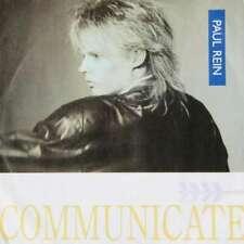"Paul Rein - Communicate / I Can't Understand (7"") Vinyl Schallplatte - 3385"