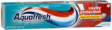 Aquafresh Cavity Protection Fluoride Toothpaste Cool Mint 5.6 OZ