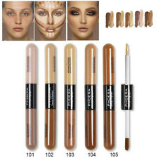 PHOERA Sculpt Highlight Concealer Foundation Contour Face Shadow Dual Stick 1PC