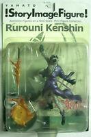 FIGURES MANGA STORY IMAGE ANIME RUROUNI KENSHIN SAMURAI VAGABONDO,MAKOTO SHISHIO