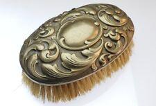 Vintage Art Nouveau revival hand brush Vanity Ornate Floral
