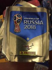 ** Panini FIFA World Cup Russia 2018 Stickers 100 Packets 7 Day Offers