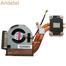 Original Lenovo ThinkPad X230 X230T X220 Heatsink CPU Cooling Fan AVC 04W6923