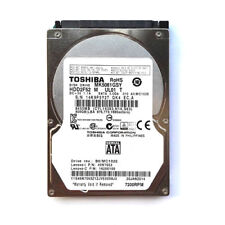 "Toshiba 500 GB Internal 7200 RPM 2.5"" SATA Hard Drive -MK5061GSY For IBM Lenovo"