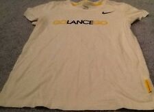 Nike Livestrong Go Lance Go Womens Shirt Sz Small Lance Armstrong  As Is